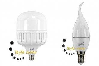 لامپ های پارسه شید